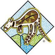 kangaroo valley fudge logo