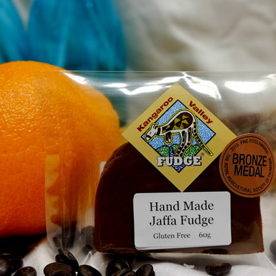 jaffa fudge hand made at kangaroo valley