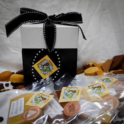 send a gift box, kangaroo valley fudge